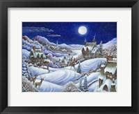 Winter Moon Fine Art Print
