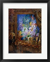 Through The Looking Glass Fine Art Print