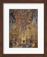 How Many Witches Fine Art Print