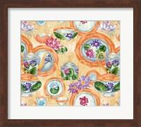 China Cabinet Honeybutter Fine Art Print