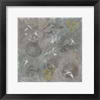Foggy Sea Terns Fine Art Print