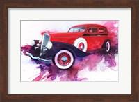 '34 Pierce Arrow Fine Art Print