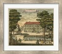 Scenes of the Hague I Fine Art Print