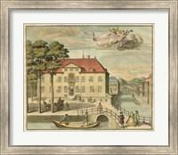 Scenes of the Hague III Fine Art Print