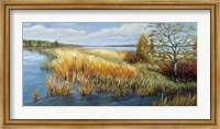 Marsh Edge Fine Art Print