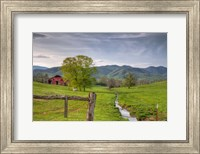 small creek Fine Art Print