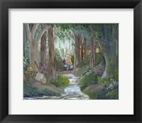 Birch Creek Fine Art Print