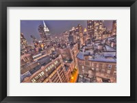 Gotham City 11-2 Fine Art Print