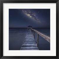 Milky Way in Florida Fine Art Print