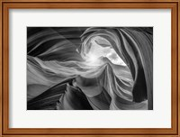 Antelope Canyon 2 Light Fine Art Print