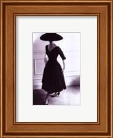 Dressed in Black Fine Art Print