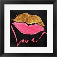 Love Lips Fine Art Print