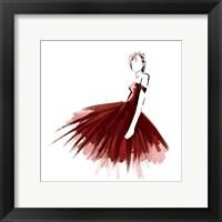 Red Attitude Fine Art Print
