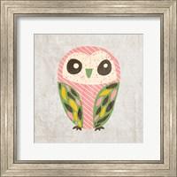 Owl Love 1 Fine Art Print