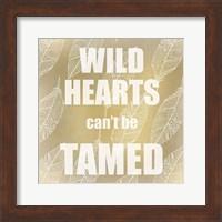 Wild Hearts Fine Art Print