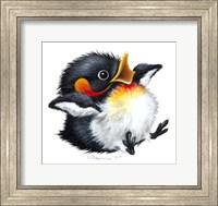 Let It Snow - Penguin Fine Art Print