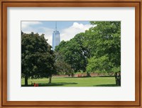 Freedom Tower From Governors Island Fine Art Print