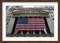 New York Stock Exchange Fine Art Print