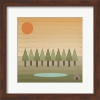 Camping Out Fine Art Print
