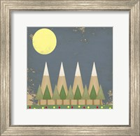 Moonlight In The Forest Fine Art Print