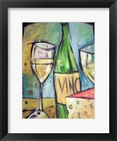 Vin Et Fromage Fine Art Print