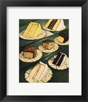 Cake Slices Fine Art Print