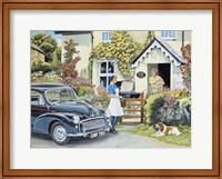 The District Nurse Fine Art Print