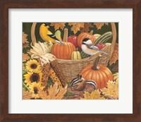 Harvest Basket Fine Art Print