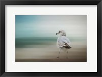 Waiting For The Tide Fine Art Print