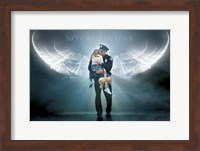 Angelic Rescue Fine Art Print