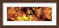Fireman's Noble Call Fine Art Print