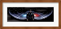 No Greater Love Police To Protect And To Serve Fine Art Print