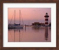 Harbortown Fine Art Print