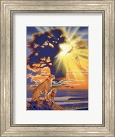 Morning Glow Fine Art Print