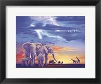 Sacred Family Fine Art Print