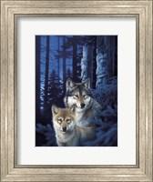 Mystic Canyon Fine Art Print
