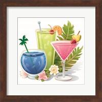 Tropical Drink IV Fine Art Print