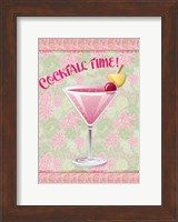 Cocktail Time Fine Art Print