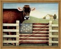 Proud Gate Fine Art Print