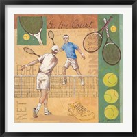Volley Fine Art Print