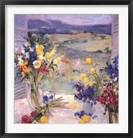 Tuscany Floral Fine Art Print