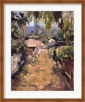 Coastal Pathway Fine Art Print