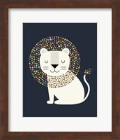 As A Lion Fine Art Print