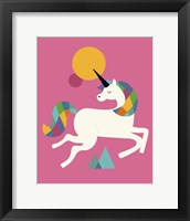 To Be A Unicorn Fine Art Print