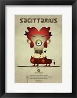 Sagittarius Fine Art Print