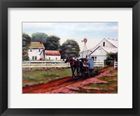 Amish Country 2 Fine Art Print