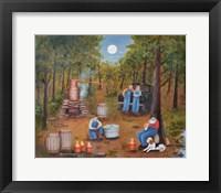 Moonshine Run Fine Art Print