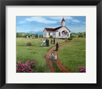 Church Unknown Fine Art Print