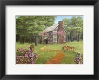 Old Hickory Tavern 4 Fine Art Print