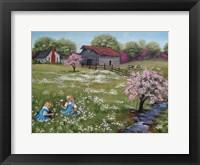 Where Daisies Grow Fine Art Print